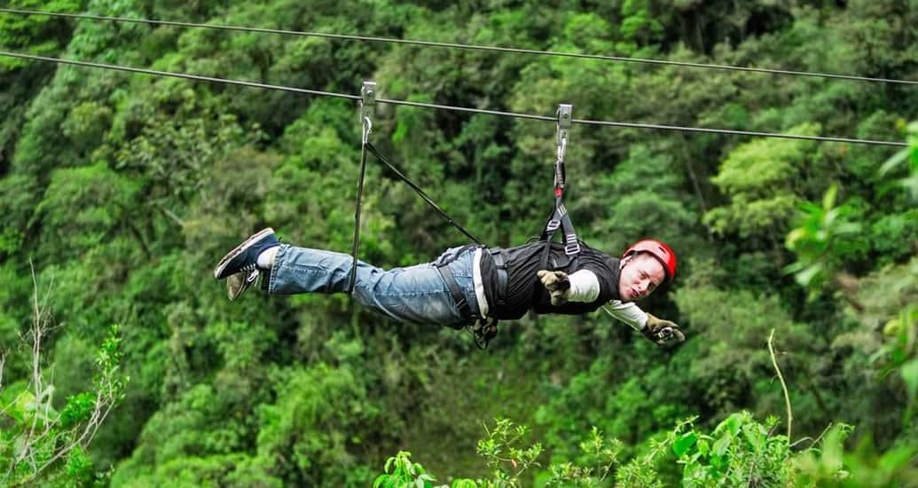 things to do zipline chiang mai