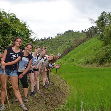 trekking mae wang chiang mai