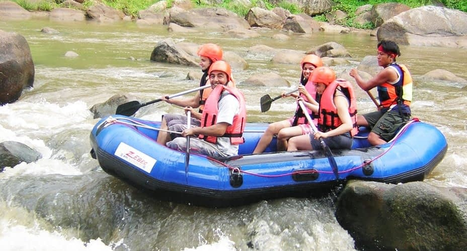 white water rafting Chiang mai