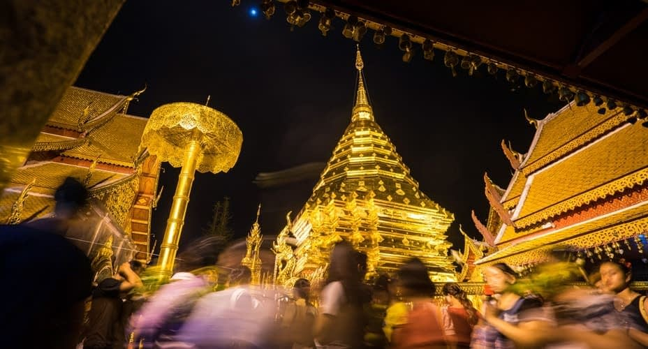 chiang mai to doi suthep tour