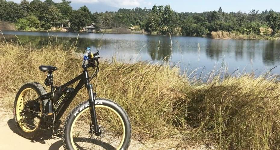 ping river bicycle tour chiangmai