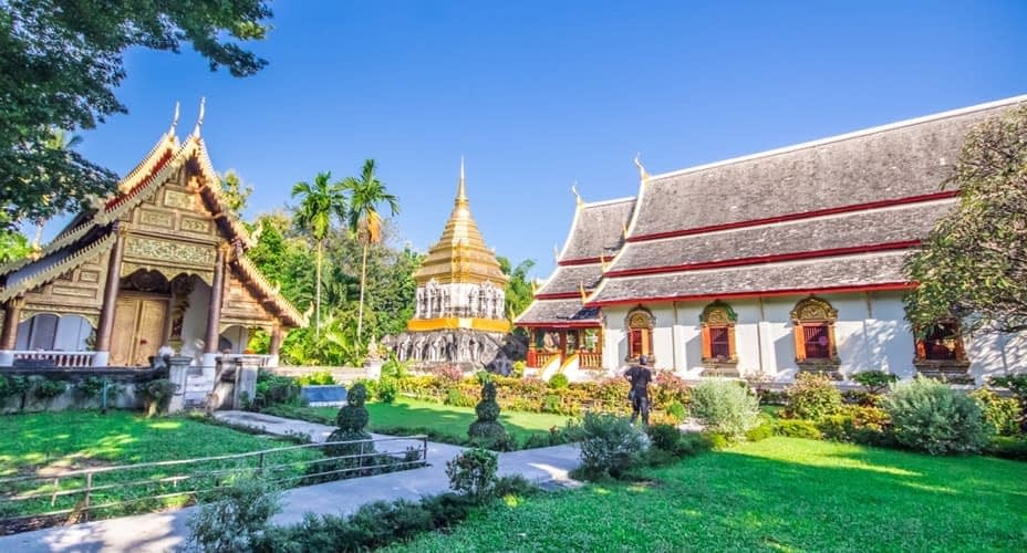 historic chiang mai by bike tours