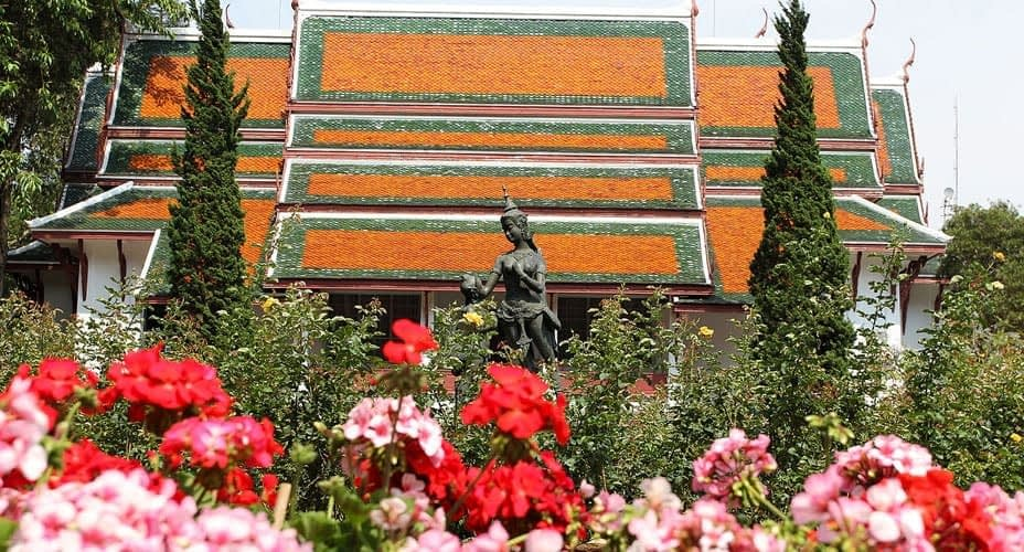 bhubing palace tour from chiang mai