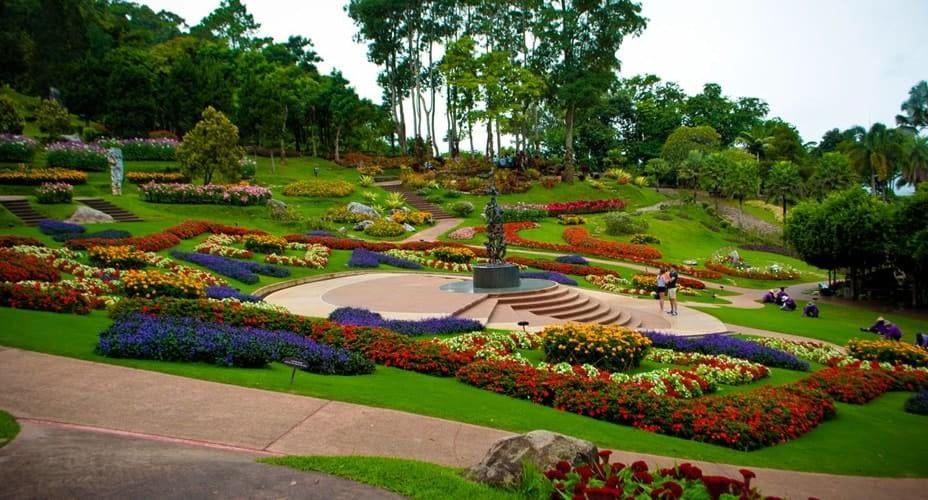 royal gardens doi tung