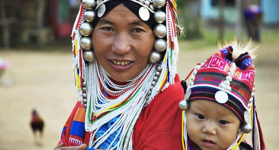 karen hill tribe