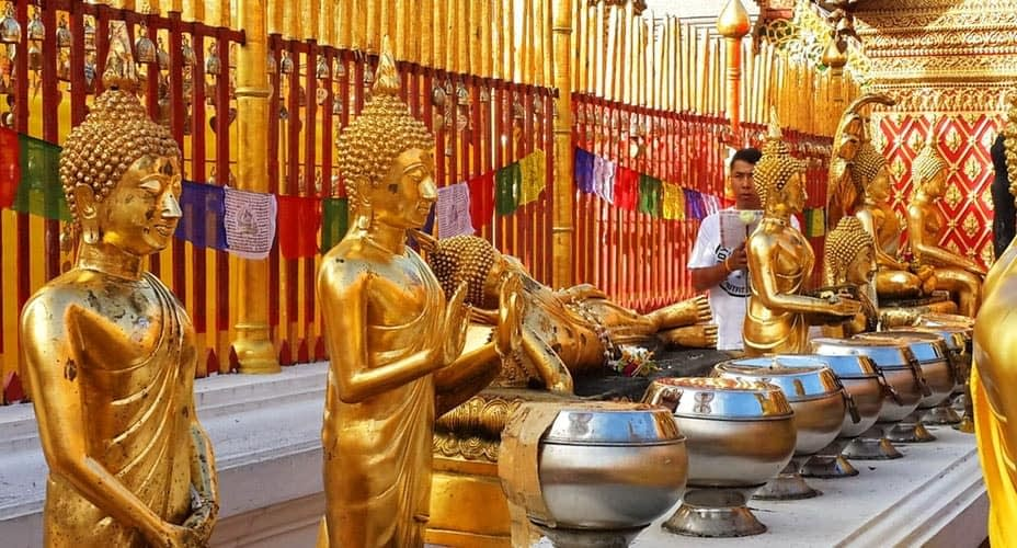 chiang mai to doi suthep temple