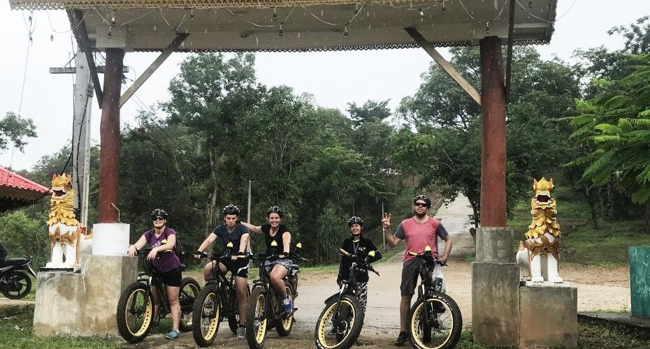 biking adventure chiangmai