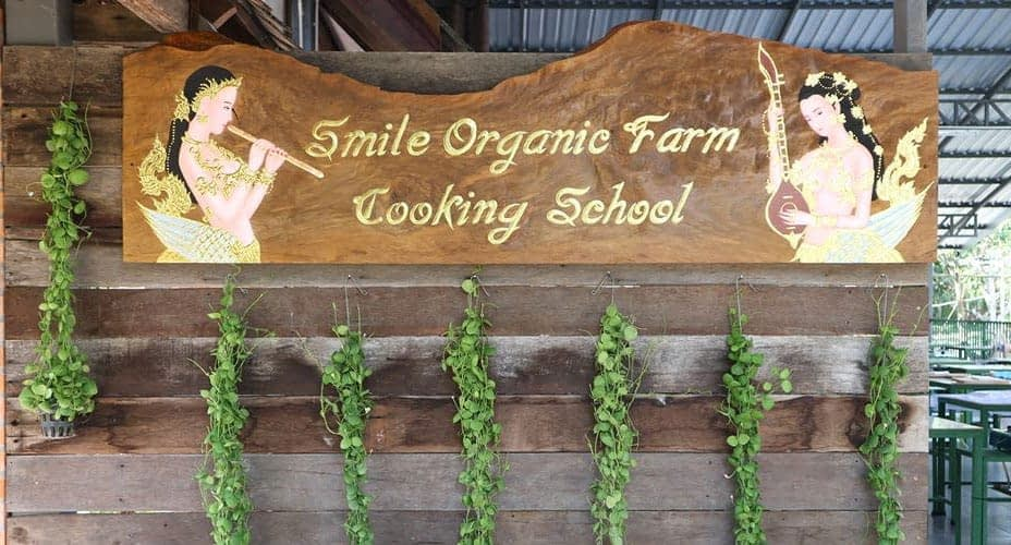 smile farm cooking school