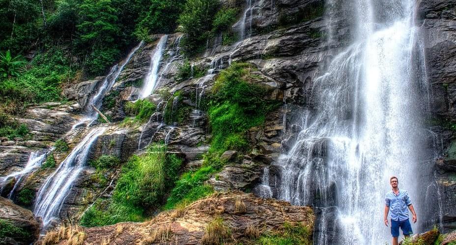 wachirathan waterfall chiang mai tours