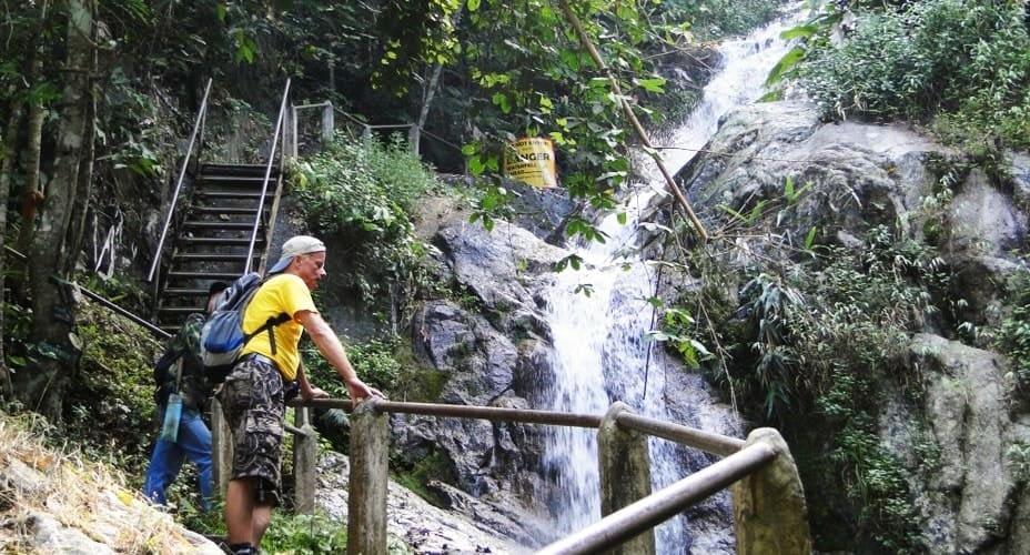mae kampong falls chiang mai