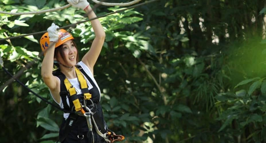 phoenix adventure park zipline