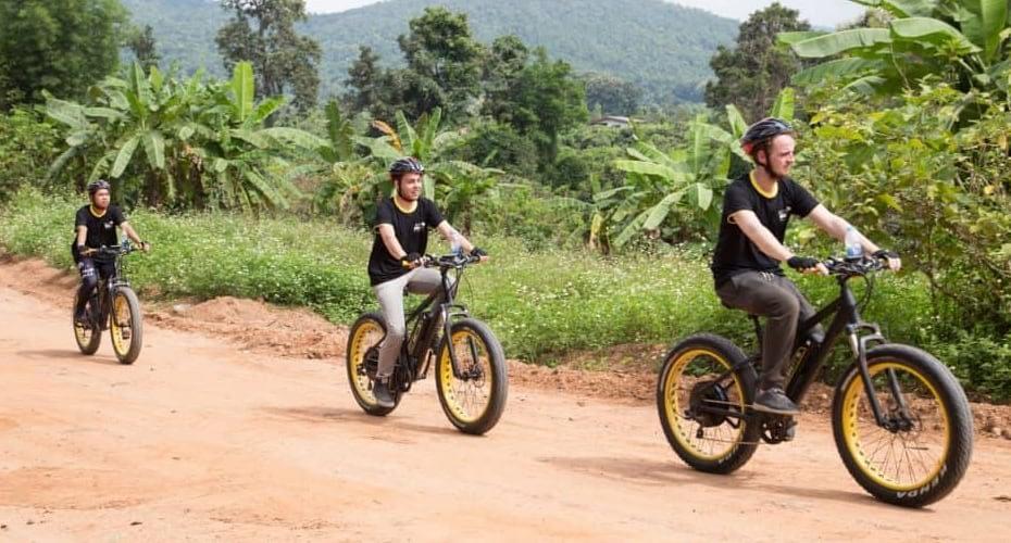 bicycle tour chiang mai