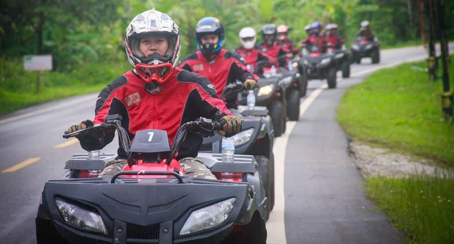 chiang mai quad biking tour