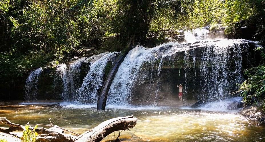 mae wang trekking from chiang mai