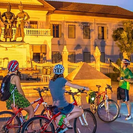chiang mai night bike tour
