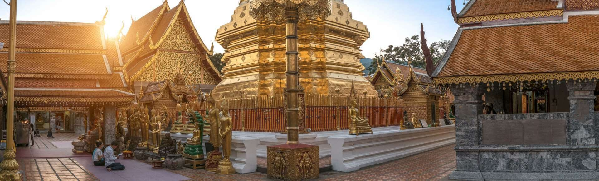 doi suthep phuping palace half day