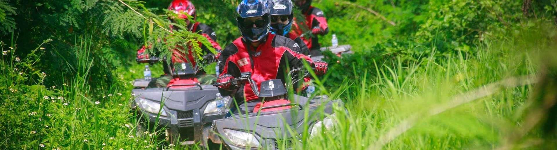 quad biking tour chiang mai