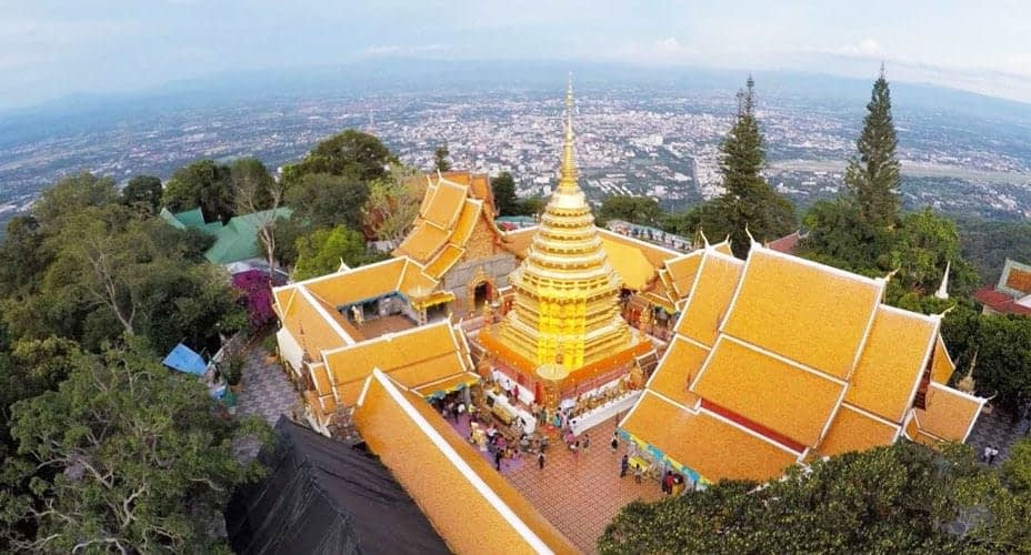 doi suthep panorama tour