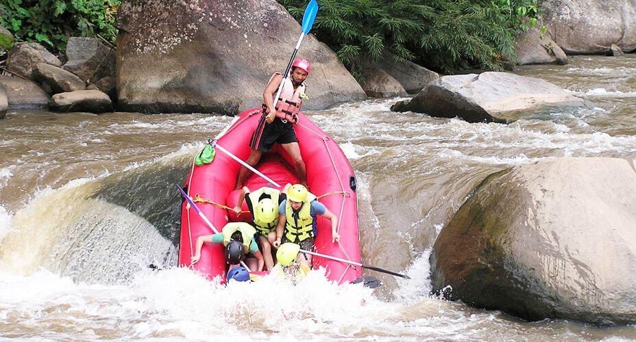 chiangmai rafting tour
