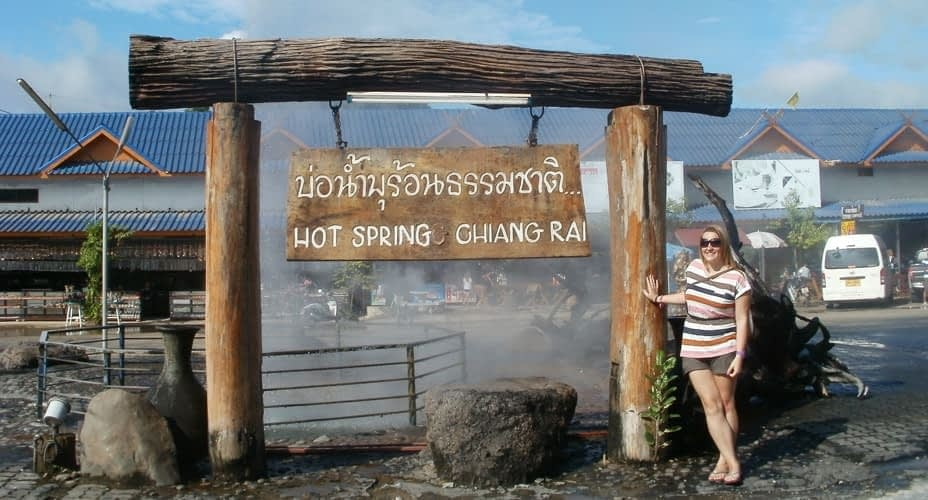 hot springs chiang rai excursion