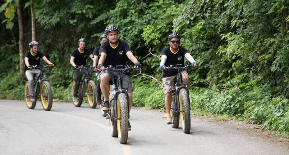 electric bike tour chiangmai