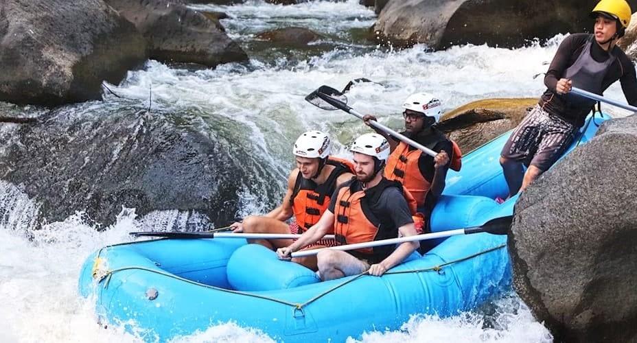 rafting adventure chiang mai