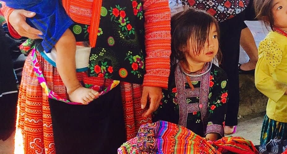 hmong market doi inthanon